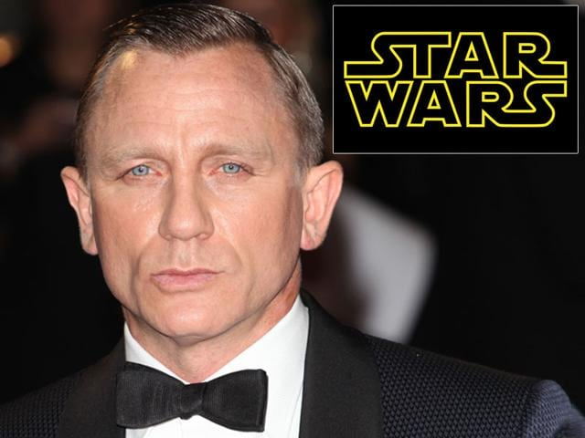 Daniel Craig will not be making a cameo in the new Star Wars. (Shutterstock/Twitter)