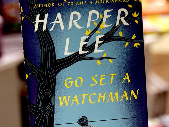 The best part of the novel is Scout's interaction with her uncle Dr Finch. His words, his attempts at explaining things beyond him are some of the finest pieces of Harper Lee's writing. (AFP photo/ Isaac Lawrence)