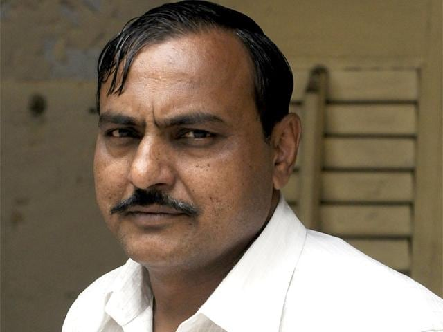 Kailash Chandra Patidar blew the lid off MP's Vyapam scam. (HT Photo)