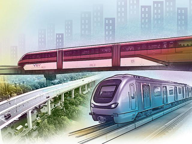 HT Mumbai at 10,Bal Thackeray,mumbai metro