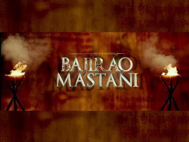 Ranveer Singh, Priyanka Chopra and Deepika Padukone star in Bajirao Mastani whose first trailer launched on Thursday.