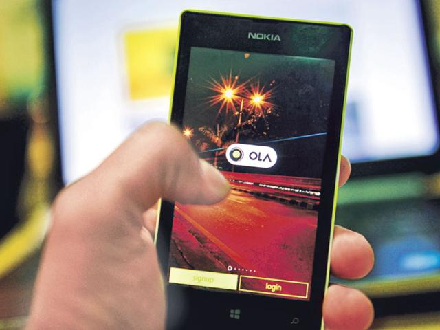 After Uber, Ola may add Rs 110 charge to rides from Mumbai airport