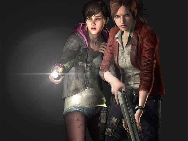 Resident Evil: Revelations 2,Horror games,Resident Evil