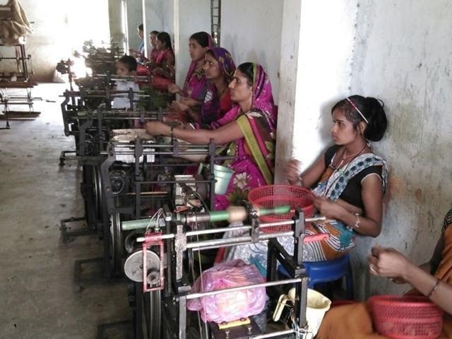 sericulture,silk cocoons,hamirpur