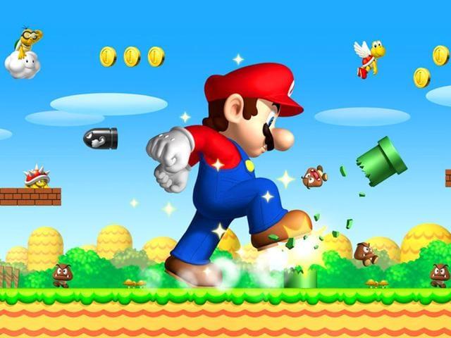 Super Mario,Nintendo,Videogame