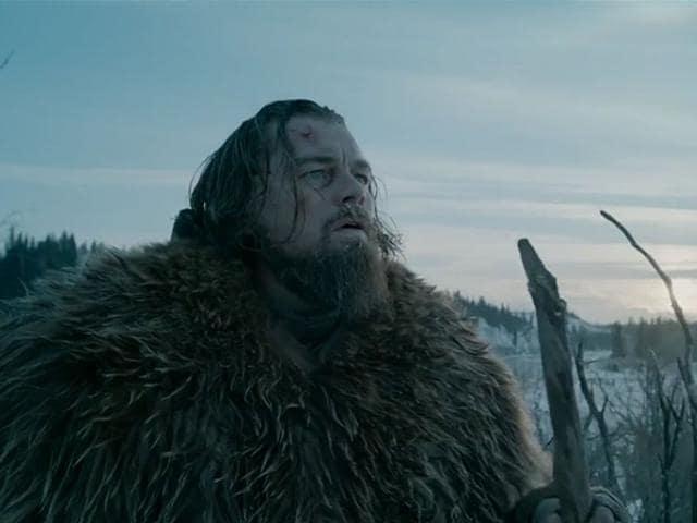 Leonardo DiCaprio and Tom Hardy star in Alejandro Gonzalez Inarritu's The Revenant. (YouTube)