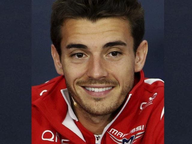 Manor Formula One team driver Jules Bianchi of France at a news conference at the Suzuka circuit in Japan on October 2, 2014. Bianchi passed away on July 18, 2015 from head injuries sustained at last year's Japanese Grand Prix. He was 25. (Reuters Photo)