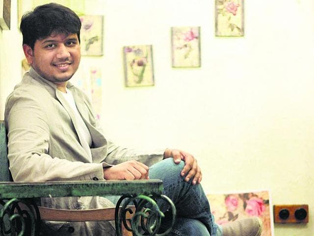 Film enthusiast Pranav Ashar talks about the rise of independent cinema in the last decade. (HT photo: Arundhati Chatterjee)