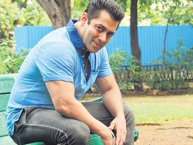 Salman Khan has been riding high on the success of his latest Bajrangi Bhaijaan on the box office.