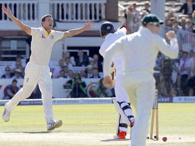 Ashes,Australia beat England by 405,Lord's
