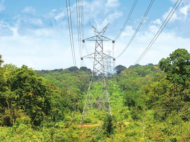 A new power line in Kodagu, Karnataka, runs through lush forests and has led to a spurt in the number of elephant-trampling deaths reported in nearby coffee plantations. Ecologists say an existing power line could have been upgraded, or a new one built outside the forest, along an existing coastal road.