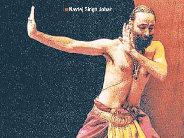 Navtej Singh Johar (HT Photo)