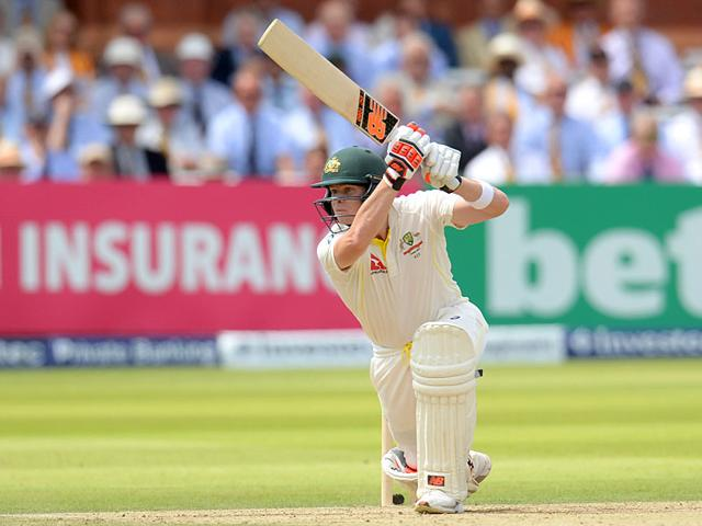 Steve Smith,David Warner,England vs Australia Ashes Test