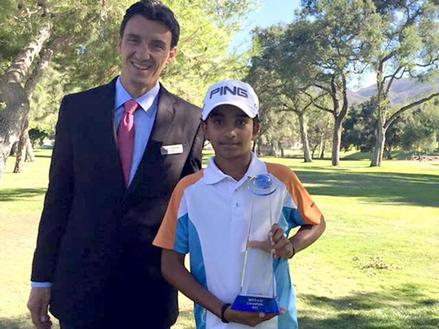 Shubham Jaglan,Israna,World Stars of Junior Golf