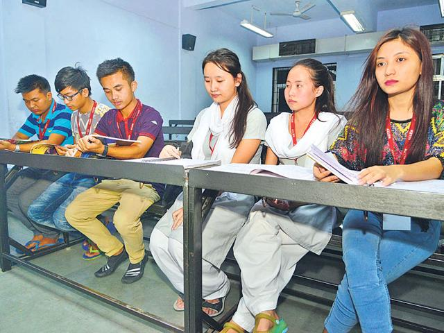 Students from the northeast unanimously say a conducive education environment and unique coaching techniques were the main reasons for them to choose Kota.