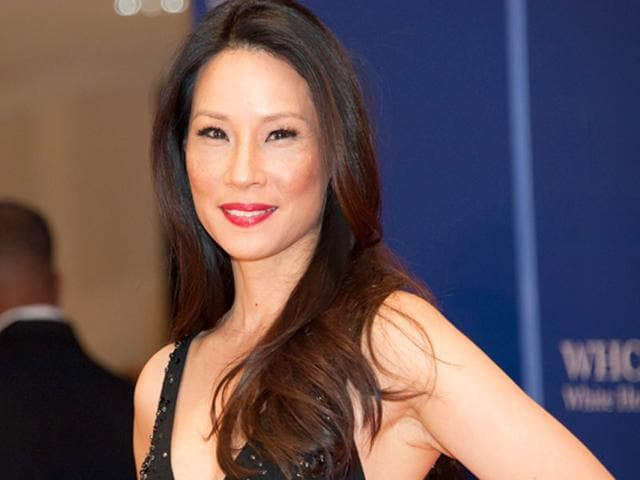 Lucy Liu talks about her show Elementary and her new documentary about trafficking in India. (Shutterstock)