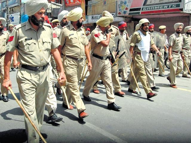 The governance processes in Punjab are not working well and the ubiquitous state police have a disproportionate influence in the public affairs (REUTERS Photo)