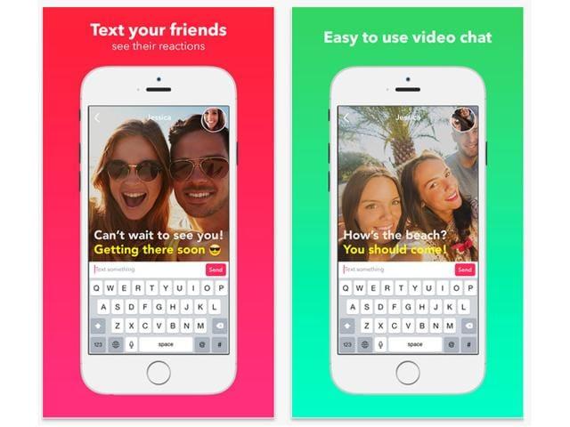Yahoo Livetext - Video Messenger.