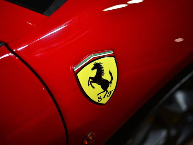 Ferrari has issued a recall relating to Takata airbags.