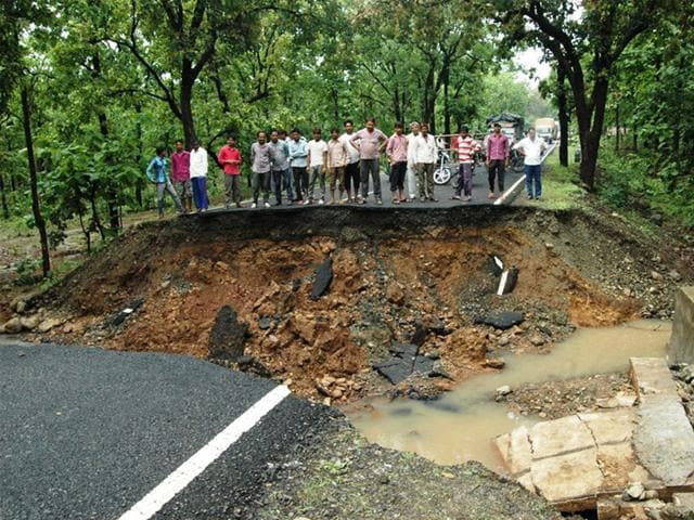 weather,floods in MP,rainfall in Madhya Pradesh