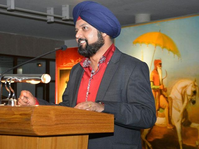promoting Punjabi heritage,Sikh community,France