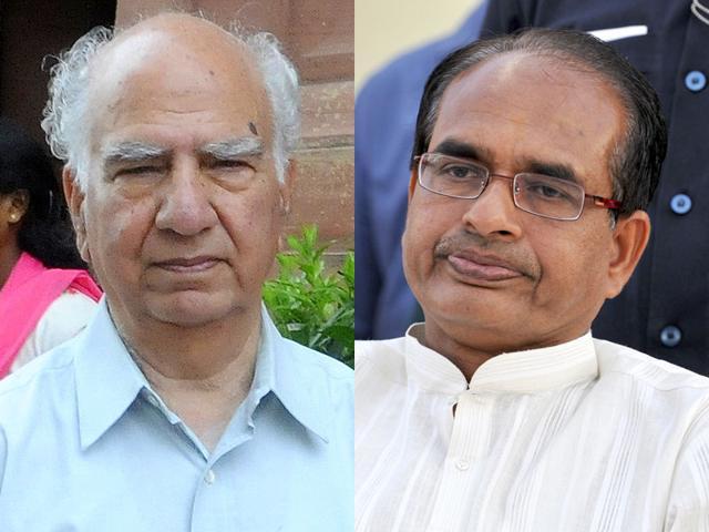 Vyapam scam,Shivraj Singh Chouhan,Shanta Kumar