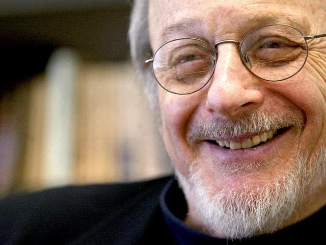 EL Doctorow is known for his novels grounded in American history including Billy Bathgate and Ragtime. The author died on Tuesday. (AP photo)
