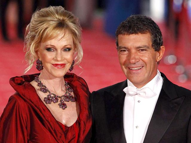 Melanie Griffith and Antonio Banderas split a year ago.