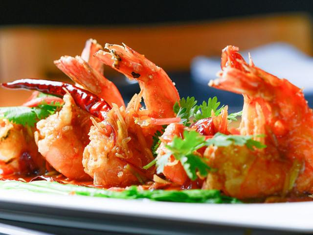 Prawns can prevent the spread of schistosomiasis, a potentially deadly parasitic disease that can cause anaemia, stunted growth, infertility, liver failure and bladder cancer. (Shutterstock photo)