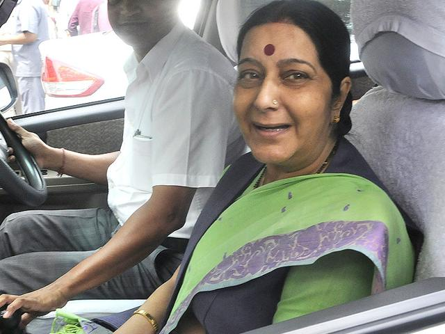 Sushma Swaraj,India-Pakistan relations,NSA level talks