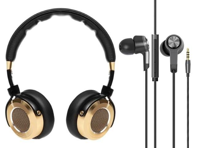 Xiaomi,Mi over-the-ear headphones,In ear headphones