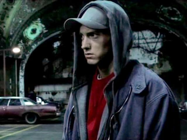 Eminem is an American rapper and songwriter known for hits like The Slim Shady and Without Me. (eminem/Facebook)