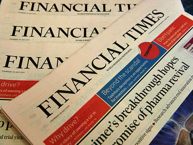 Financial Times,Nikkei,Economy