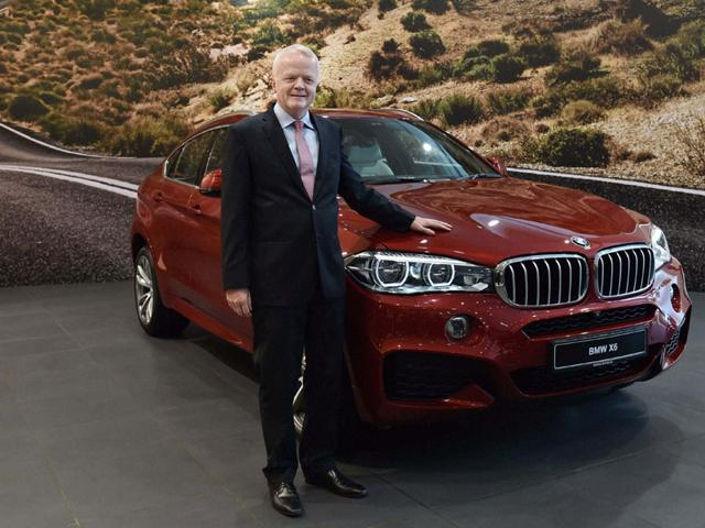BMW launches,'BMW X6 Sports Activity Coupe,luxury car