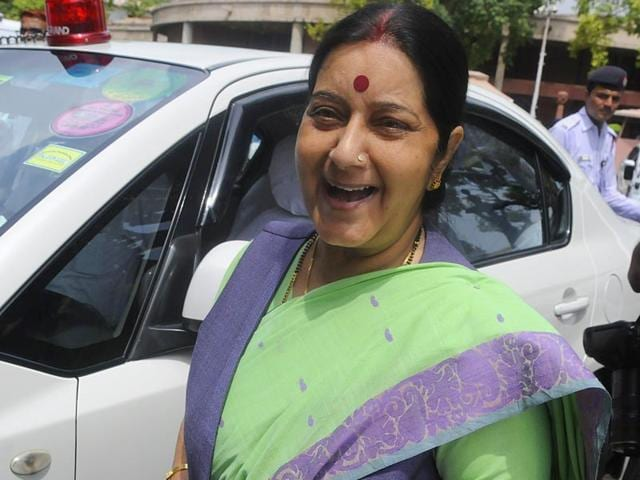 Poll | Do you believe Sushma's argument in Lalit Modi row?
