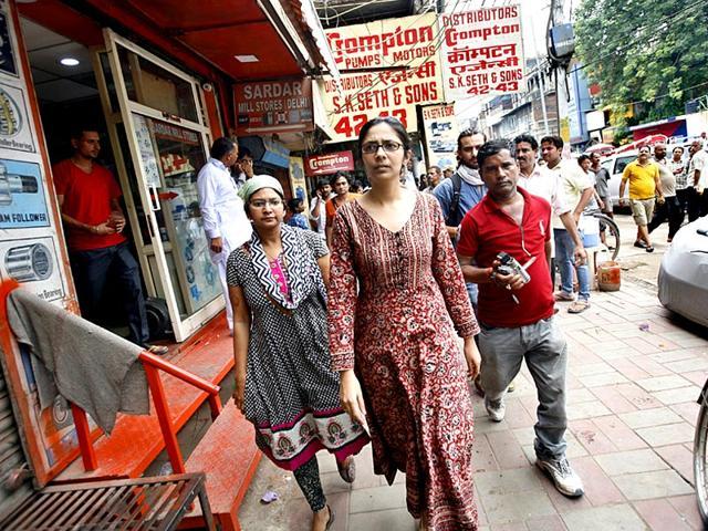 Gb road of delhi