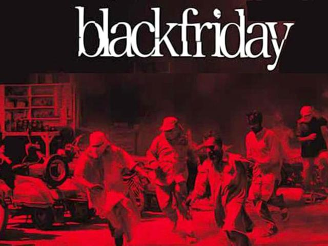 Poster for 2007 film Black Friday.