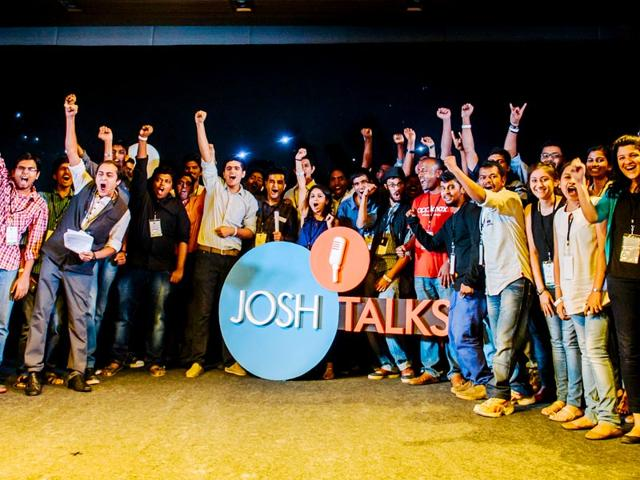 Little push to chase your passion? Listen to these speakers at Josh Talks for some inspiration.