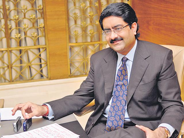 Kumar Mangalam Birla says e-commerce must make returns, for one cannot have unlimited access to funding. (HT Photo)
