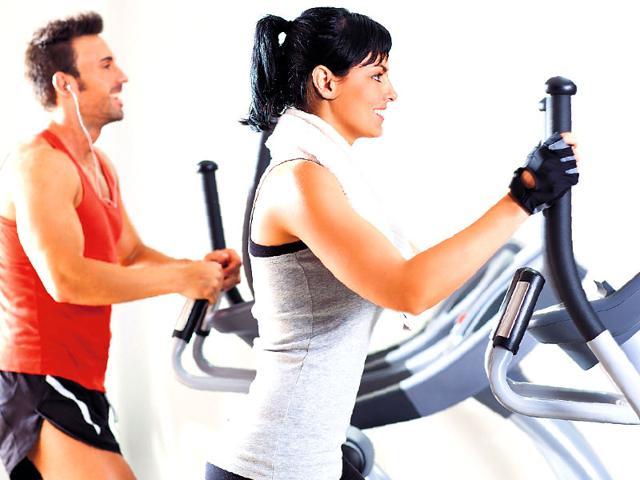 Home gyms and personal trainers-the new