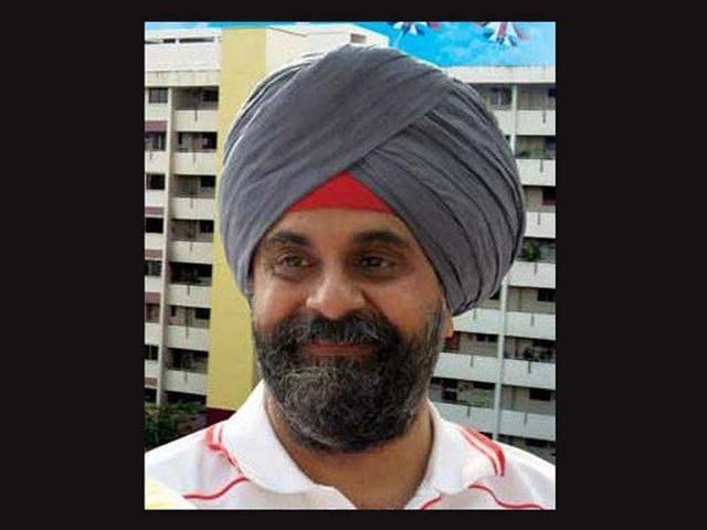 India-born Singaporean MP Inderjit Singh. Source: Facebook