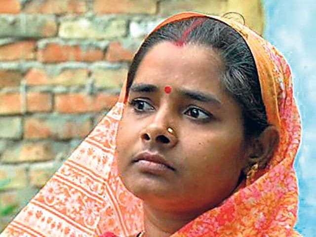 Urmila Yadav's bank account was credited with Rs 95,71,16,98,647. (HT Photo)