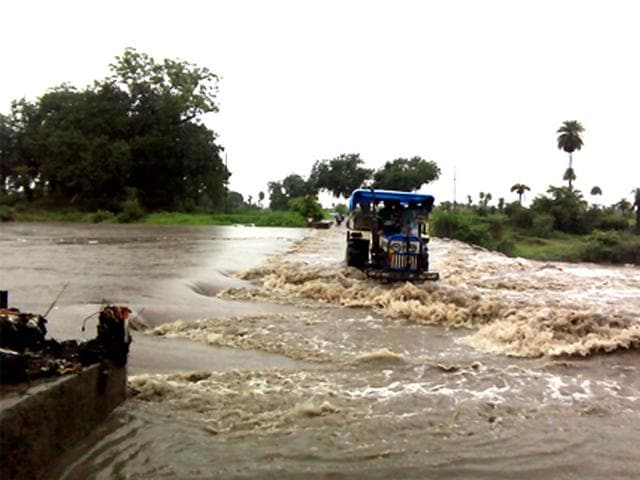 heavy rains in MP,monsoon active in Madhya Pradesh,rains in Indore division