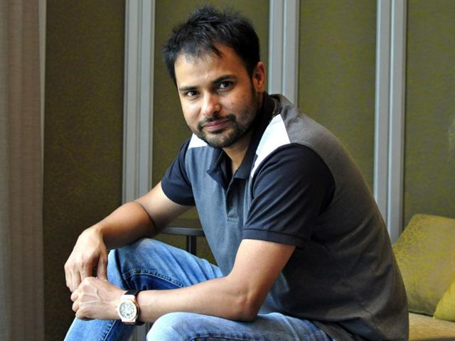 Punjabi actor-singer Amrinder Gill (HT photo)
