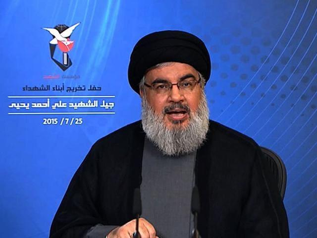 Hezbollah,Iran nuclear deal,Hasan Nasrallah
