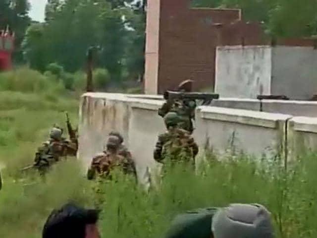 Gurdaspur attack,Punjab terrorist attack,Pakistan