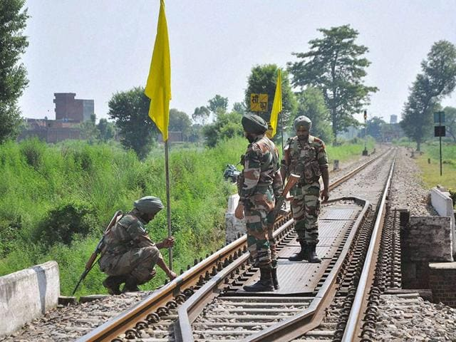 Bomb hoax: GRP intensifies night patrolling on railway tracks