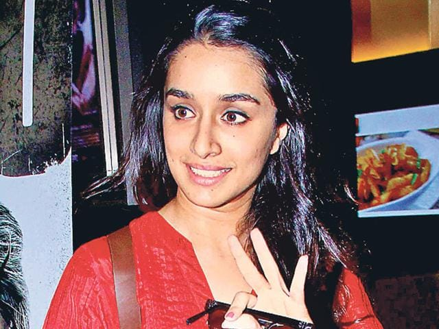 Shraddha Kapoor talks about her ideal weekend. (Photo: Yogen Shah)