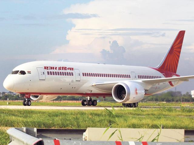 Air India's Dreamliner aircraft.(File photo)