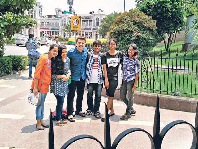 Freshers,Delhi University,IP University